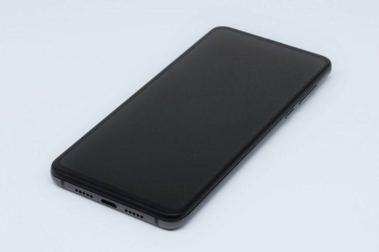 Xiaomi Mi Mix 3 okostelefon teszt 6