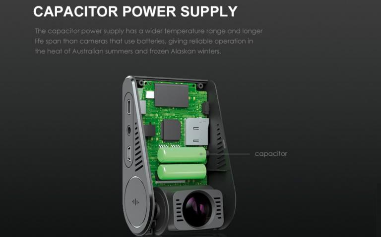Viofo A129-DG Duo DVR kamera 4