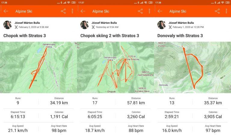 Xiaomi Amazfit Stratos 3 okosóra teszt 18