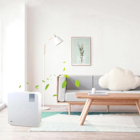 Tisztább levegőt otthonra: Baomi Lite Air 2 3