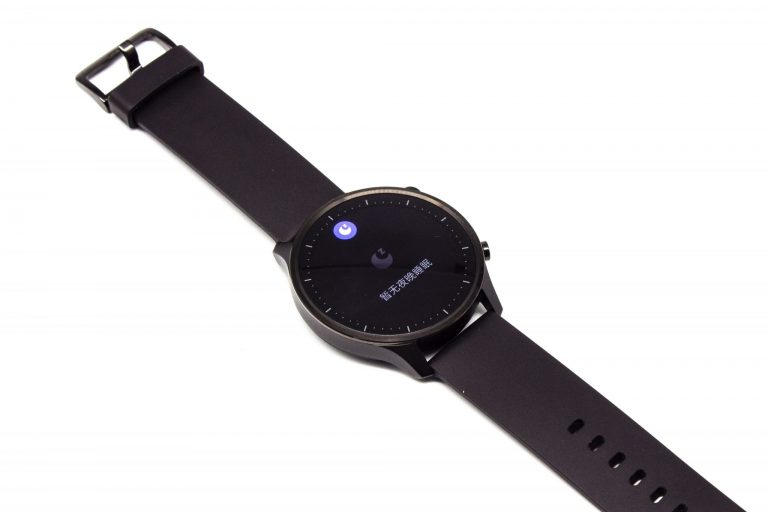 Xiaomi Mi Watch Color okosóra bemutató 9