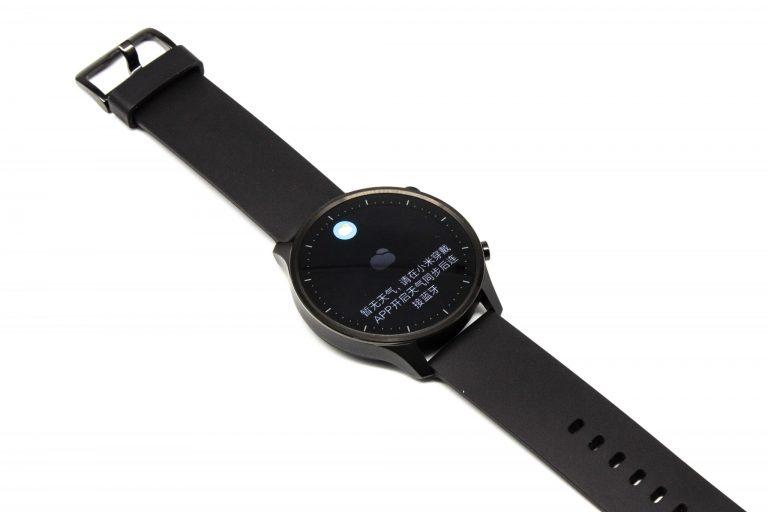 Xiaomi Mi Watch Color okosóra bemutató 10