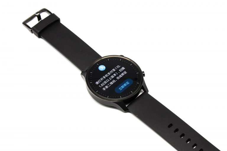 Xiaomi Mi Watch Color okosóra bemutató 11