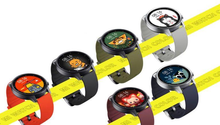 Új, színes, és rendkívül olcsó- Xiaomi Watch Color 4
