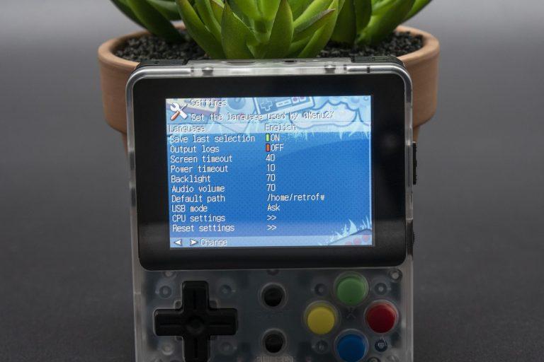 LDK Mini Retro konzol teszt 10