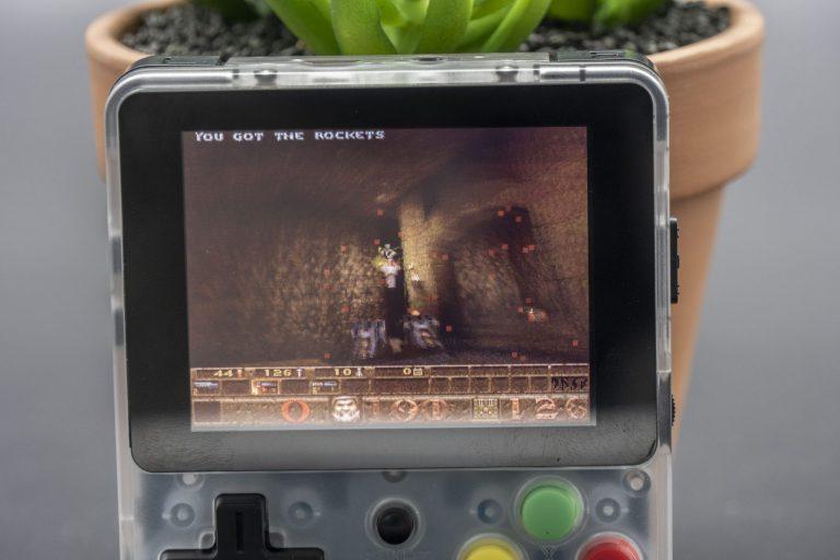 LDK Mini Retro konzol teszt 12