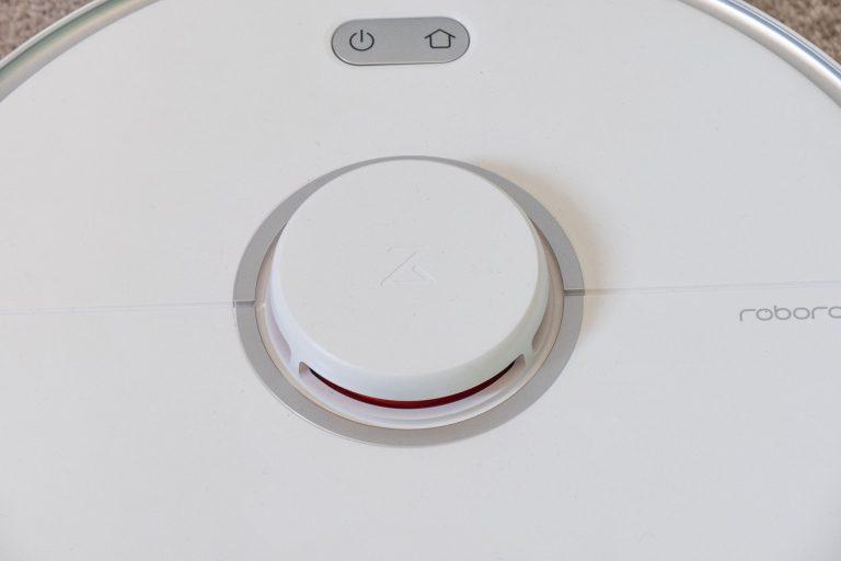 Xiaomi Roborock S5 Max robotporszívó teszt 5