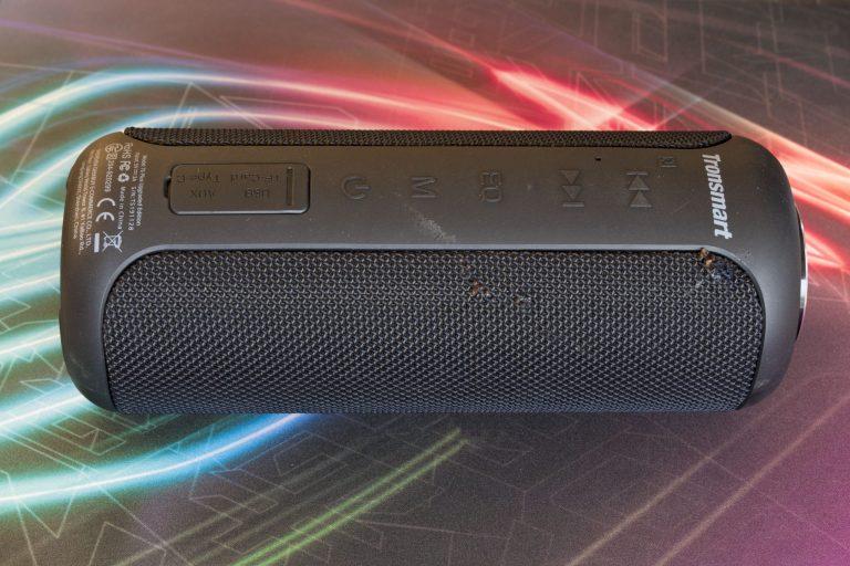 Tronsmart T6 Plus Upgraded Edition BT hangszóró teszt 19