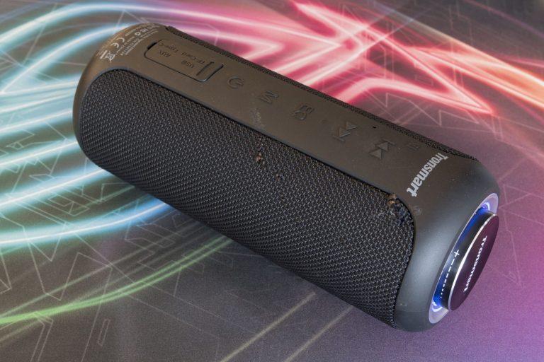 Tronsmart T6 Plus Upgraded Edition BT hangszóró teszt 18