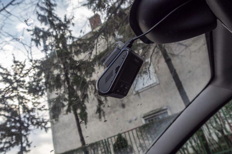 Viofo A119 V3 autós DVR teszt 12