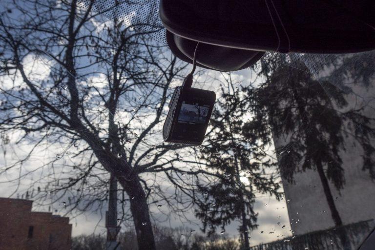 Viofo A119 V3 autós DVR teszt 14