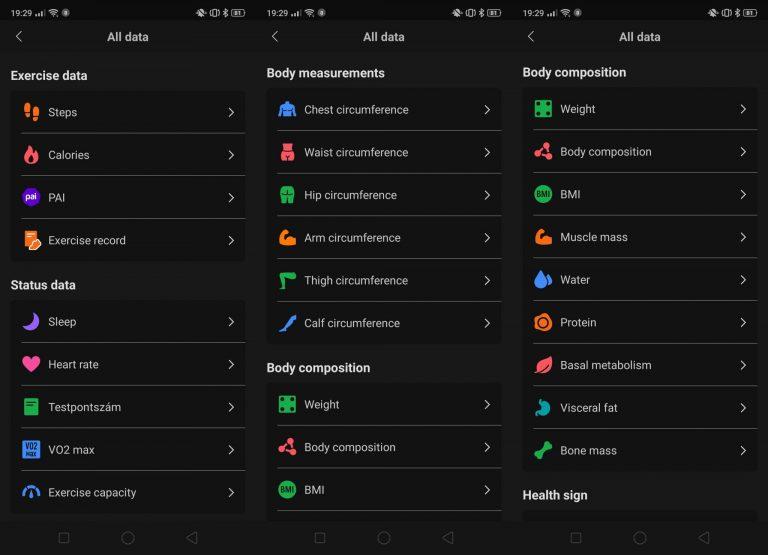 Megújult a Xiaomi Amazfit alkalmazás – Van valami a levegőben? 5