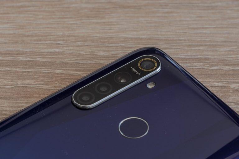 Oppo Realme 5 Pro okostelefon teszt 8