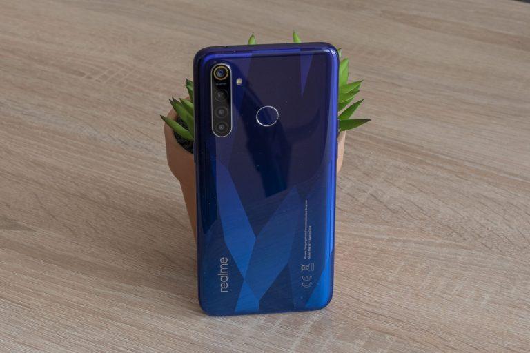 Oppo Realme 5 Pro okostelefon teszt 10