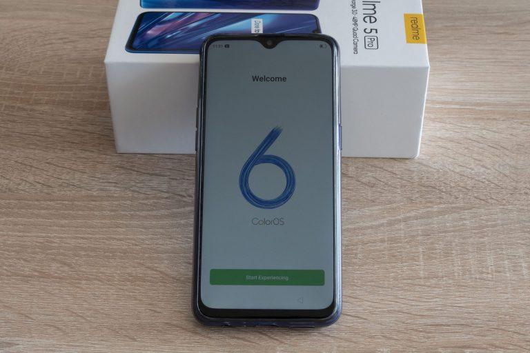 Oppo Realme 5 Pro okostelefon teszt 17