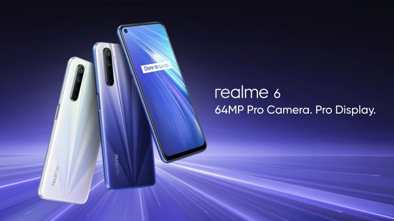 Hivatalos: ilyen lett a Realme 6 és a Realme 6 Pro 2