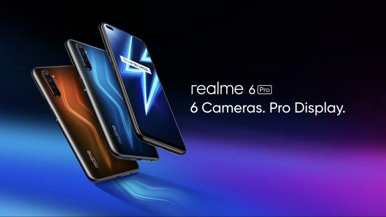 Hivatalos: ilyen lett a Realme 6 és a Realme 6 Pro 5